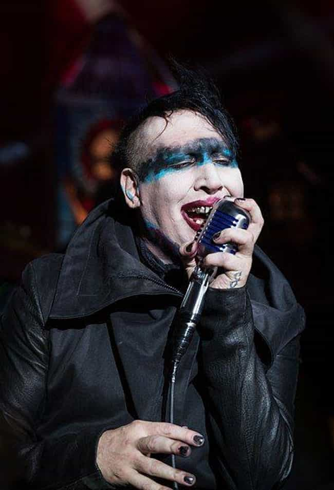He Uses Makeup To Express His ... is listed (or ranked) 3 on the list Everything Marilyn Manson Has Said About His Makeup