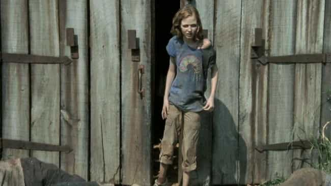 Sophia Running Away is listed (or ranked) 2 on the list The Objectively Worst Decisions Made On 'The Walking Dead'