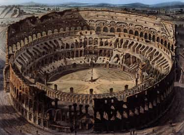 Tickets Were Free, But The Sea is listed (or ranked) 1 on the list What It Was Like To Be A Spectator In The Roman Colosseum