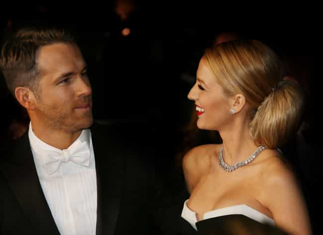 They Work Hard At Findin... is listed (or ranked) 2 on the list 12 Facts That Prove Blake Lively And Ryan Reynolds Are Couple Goals