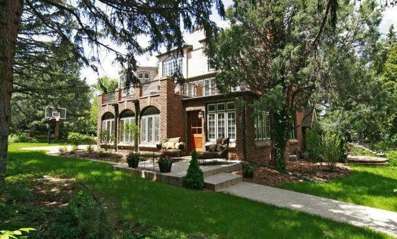 The JonBenet Ramsey Murder Hom is listed (or ranked) 3 on the list Notorious True Crime Houses You Can Actually Live In