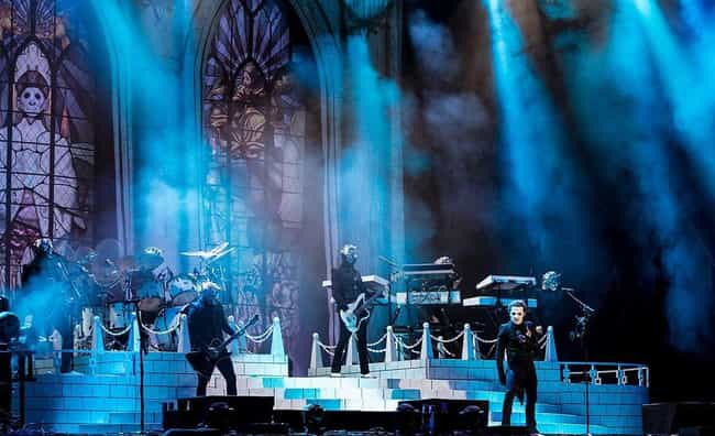 They Went From Myspace Nobodie... is listed (or ranked) 2 on the list Awesome Facts About The Occult Rock Band Ghost