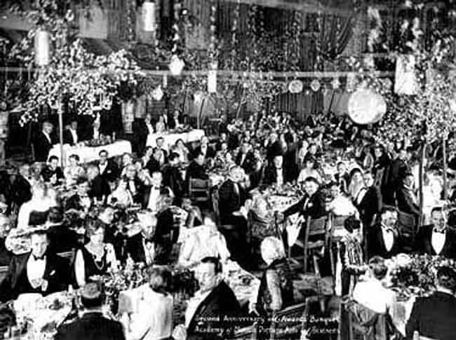 The First Oscars, 1929 is listed (or ranked) 3 on the list Photos Of Old Hollywood Stars At The Oscars