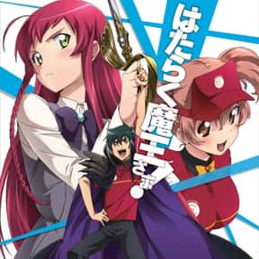 The Devil Is a Part-Timer! is listed (or ranked) 4 on the list The Best Anime Like KonoSuba