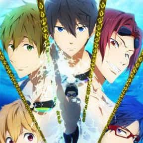 Free! is listed (or ranked) 3 on the list The Best Anime Like Kuroko's Basketball