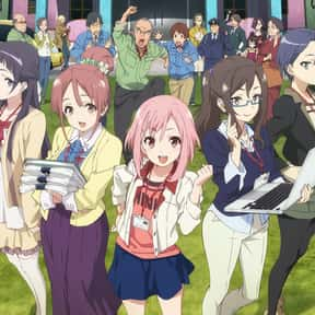 Sakura Quest is listed (or ranked) 25 on the list The Best Anime Like Only Yesterday
