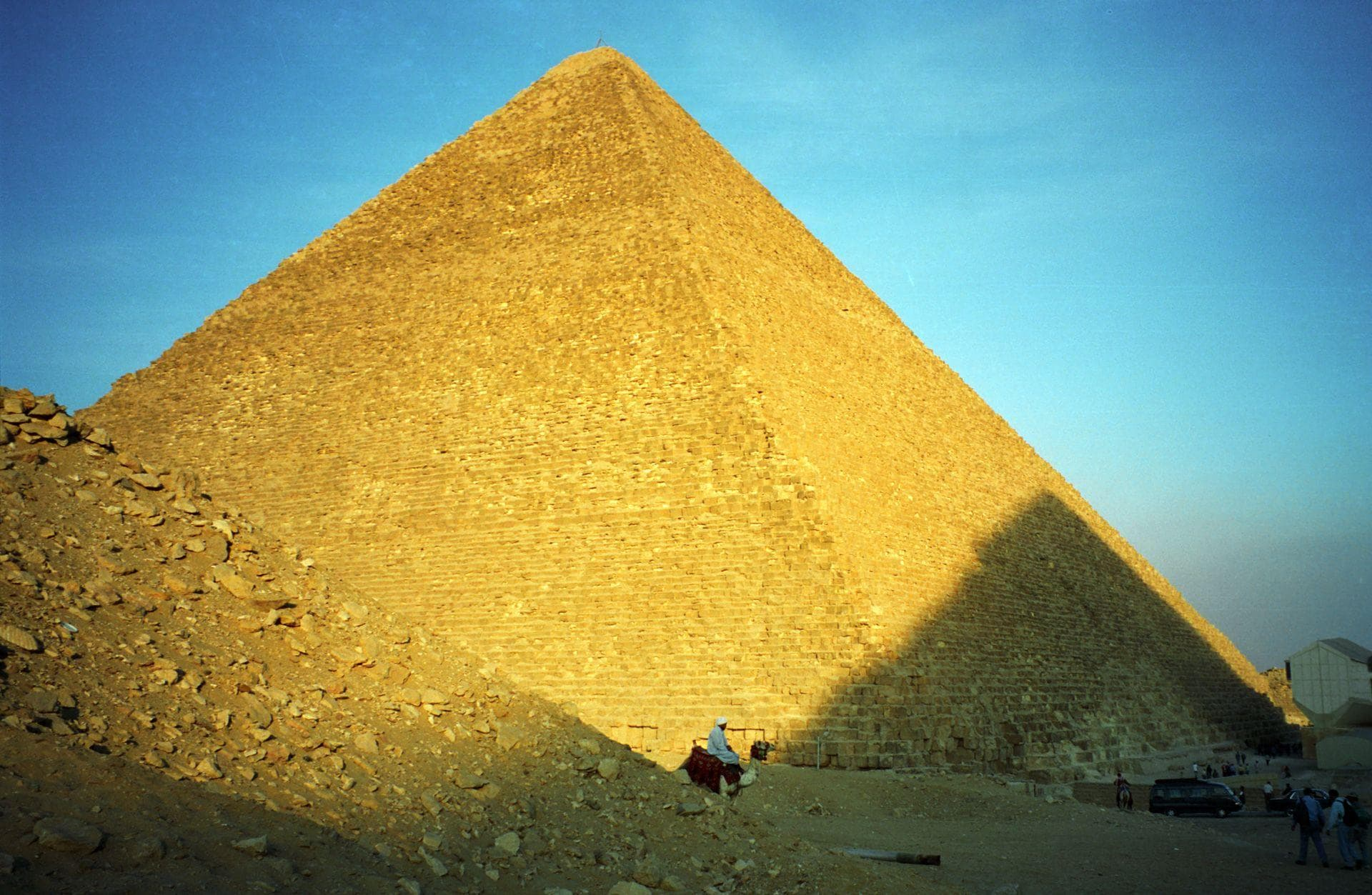 Random Things AboutHow Ancient Egyptians Transported Blocks To Build Pyramids