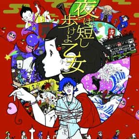 The Night Is Short, Walk on Gi is listed (or ranked) 4 on the list The Best Anime Like Paprika