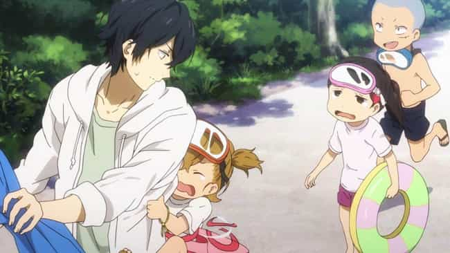 Barakamon is listed (or ranked) 3 on the list The 13 Best Anime Like My Roommate Is A Cat