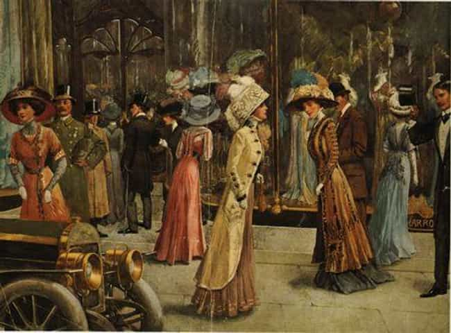 The Women Swarmed Shops,... is listed (or ranked) 1 on the list Diamond Annie And The Forty Elephants Tormented London With Their All-Female Gang