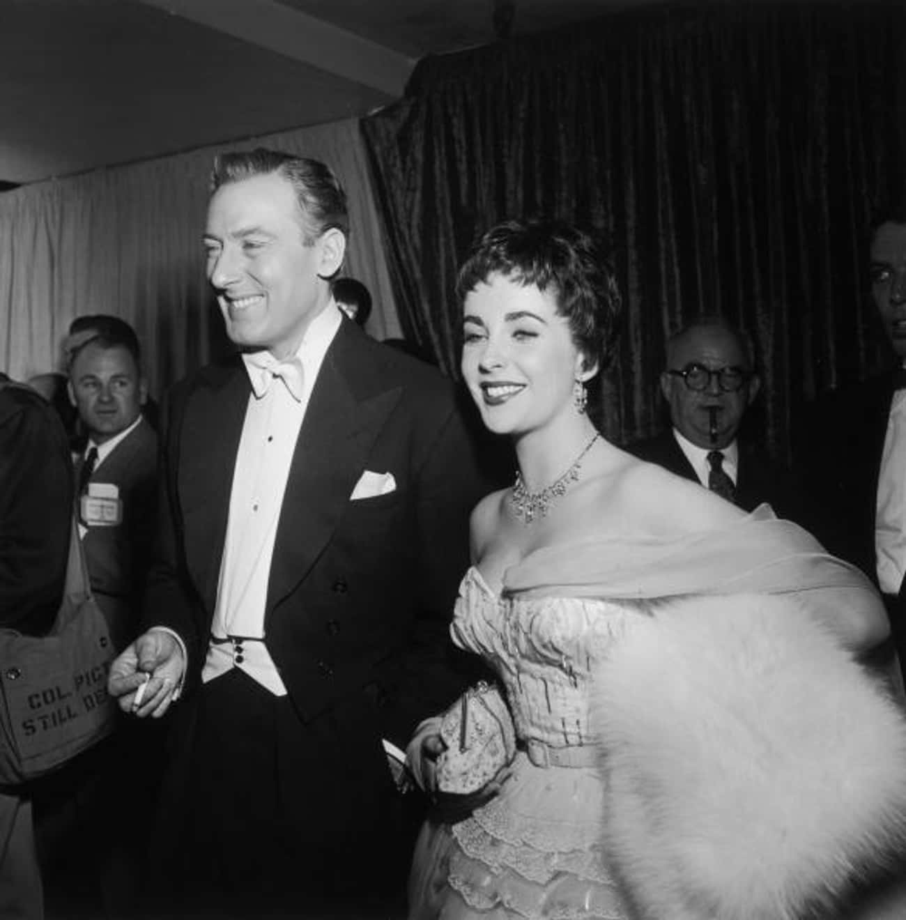Elizabeth Taylor And Michael W is listed (or ranked) 1 on the list How Hollywood Royalty Looked At The Oscars Over The Decades