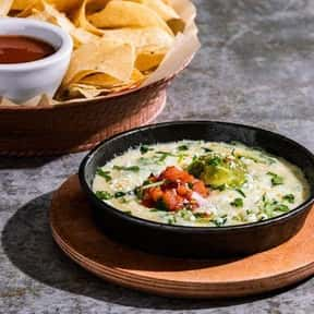 White Spinach Queso is listed (or ranked) 19 on the list The Best Things To Eat At Chili's