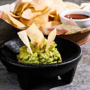 Fresh Guacamole is listed (or ranked) 17 on the list The Best Things To Eat At Chili's