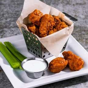 Boneless Wings (Buffalo, Honey is listed (or ranked) 10 on the list The Best Things To Eat At Chili's