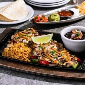 Chicken Fajitas is listed (or ranked) 8 on the list The Best Things To Eat At Chili's