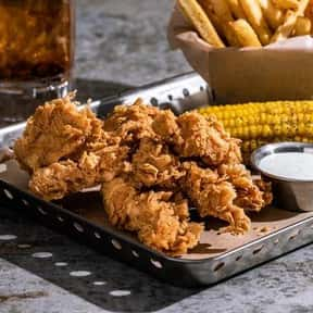 Crispy Chicken Crispers® is listed (or ranked) 7 on the list The Best Things To Eat At Chili's