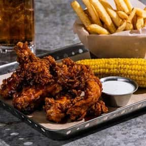 Crispy Honey-Chipotle Chicken  is listed (or ranked) 1 on the list The Best Things To Eat At Chili's
