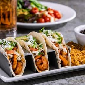 Spicy Shrimp Tacos is listed (or ranked) 22 on the list The Best Things To Eat At Chili's