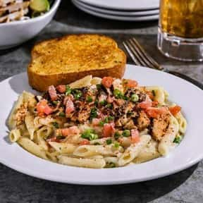 Cajun Chicken Pasta is listed (or ranked) 3 on the list The Best Things To Eat At Chili's