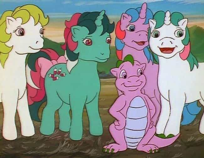The '80s 'My Little Pony' Cartoon Is Way Weirder Than You Remember