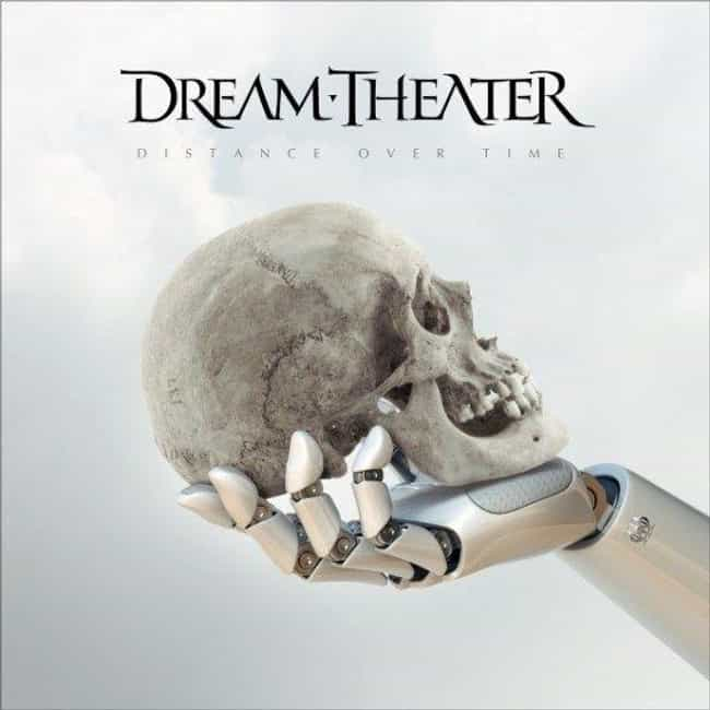 Distance over Time is listed (or ranked) 4 on the list The Best Dream Theater Albums of All Time