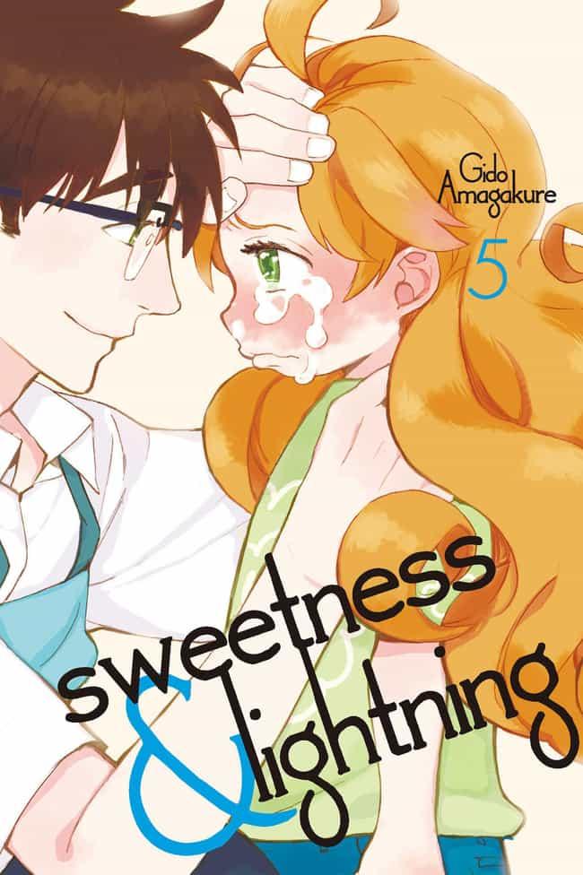 Sweetness & Lightning is listed (or ranked) 3 on the list The 13 Best Manga Like Yotsuba&!