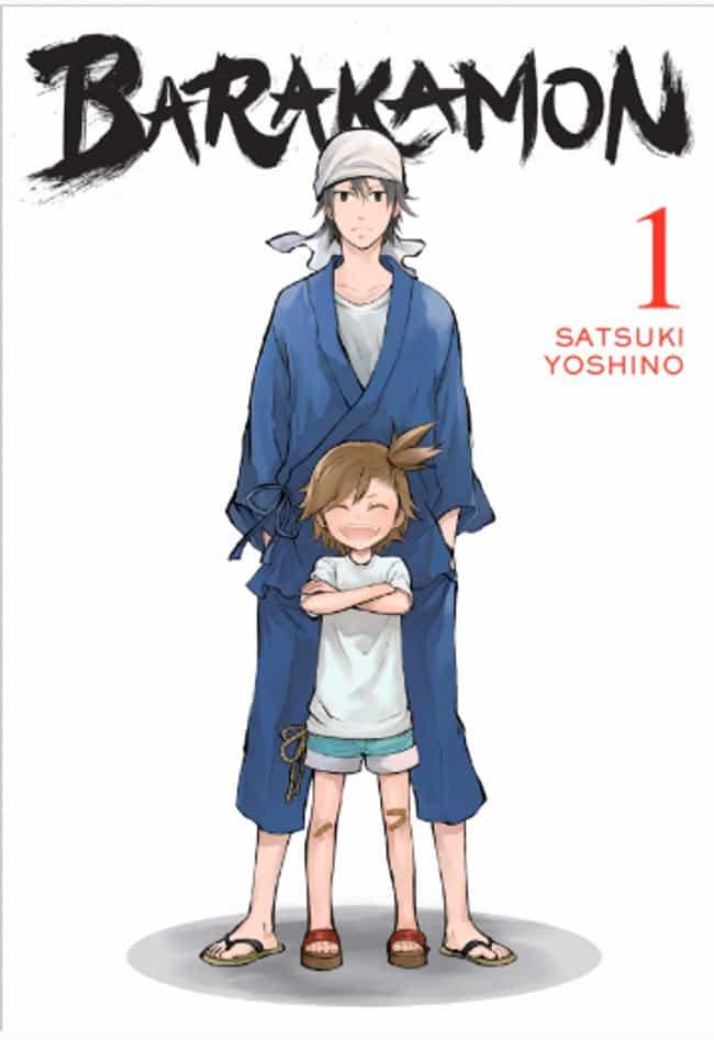 Barakamon is listed (or ranked) 1 on the list The 13 Best Manga Like Yotsuba&!