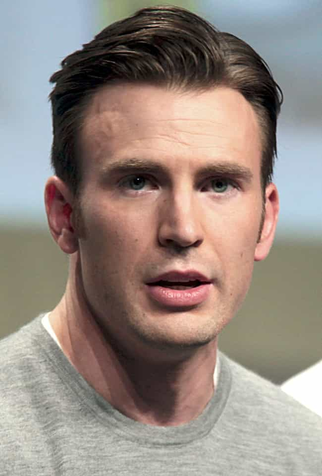 He Called Out Piers Morgan For... is listed (or ranked) 3 on the list Proof Chris Evans Is Basically The Real-Life Captain America