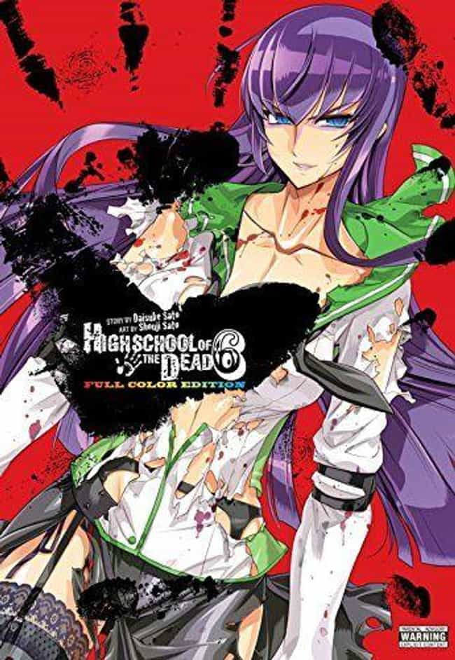 Highschool of the Dead is listed (or ranked) 2 on the list The 13 Best Manga Like I am a Hero