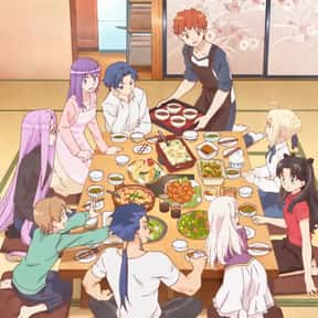 Today's Menu for the Emiya Fam is listed (or ranked) 20 on the list The Best Anime Like Sweetness and Lightning