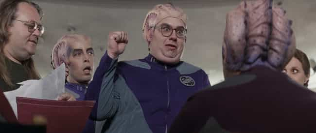 Some 'Star Trek' Fans Th... is listed (or ranked) 3 on the list Why 'Galaxy Quest' Is Pretty Much The Best 'Star Trek' Movie Ever Made