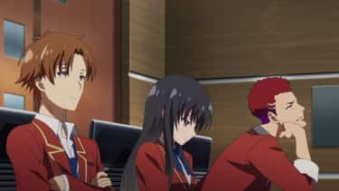 Classroom of the Elite is listed (or ranked) 1 on the list The 13 Best Anime Like Kakegurui