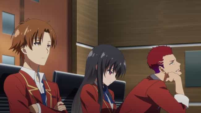Classroom of the Elite ... is listed (or ranked) 1 on the list The 13 Best Anime Like Kakegurui