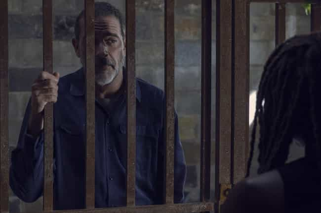 Negan Wants A Second Cha... is listed (or ranked) 1 on the list Everything That Happened In 'The Walking Dead' Season 9, Episode 12
