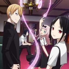 Kaguya-sama: Love Is War is listed (or ranked) 4 on the list The Best Anime Like Tsuredure Children