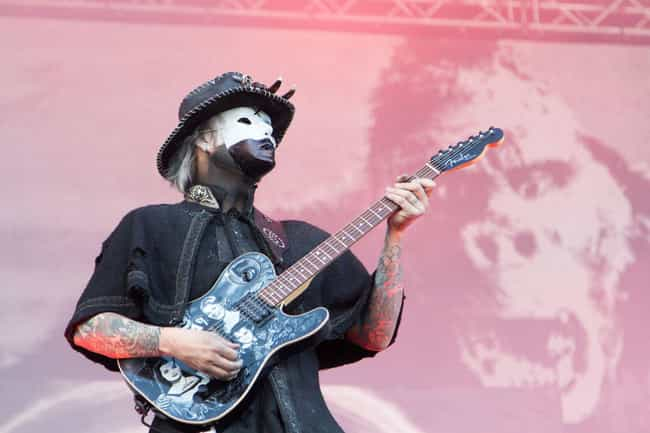 2005: John 5 Left Manson To Jo... is listed (or ranked) 4 on the list An Inside Look At Rob Zombie And Marilyn Manson's Complicated Friendship
