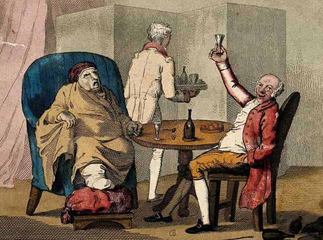 Some People Wanted Gout,... is listed (or ranked) 4 on the list All About Gout, 'The Disease Of Kings'