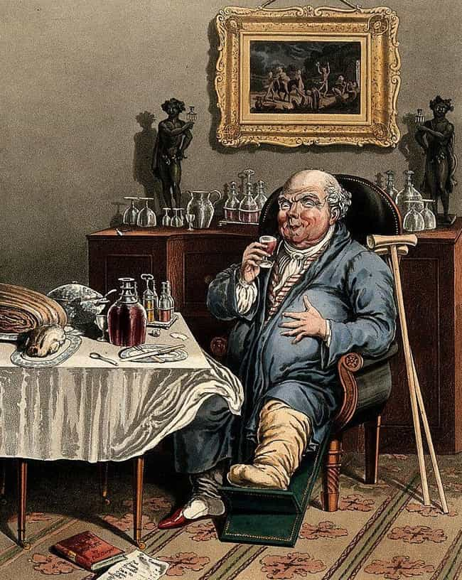 One Doctor Suggested Eat... is listed (or ranked) 3 on the list All About Gout, 'The Disease Of Kings'