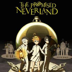 The Promised Neverland is listed (or ranked) 3 on the list The Best Anime on Crunchyroll
