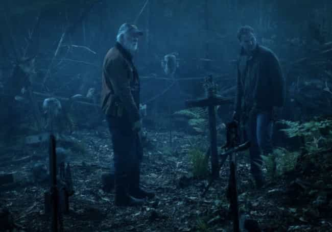 An Unexplained Evil Force is listed (or ranked) 1 on the list All The Stephen King Trademarks That Make 'Pet Sematary' A Must-Watch