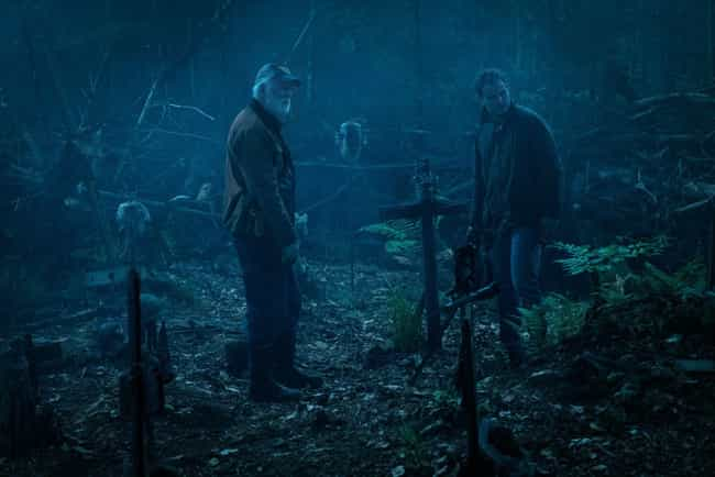 It Will Set Up A Stephen King ... is listed (or ranked) 2 on the list 10 Fan Theories And Predictions For 'Pet Sematary'