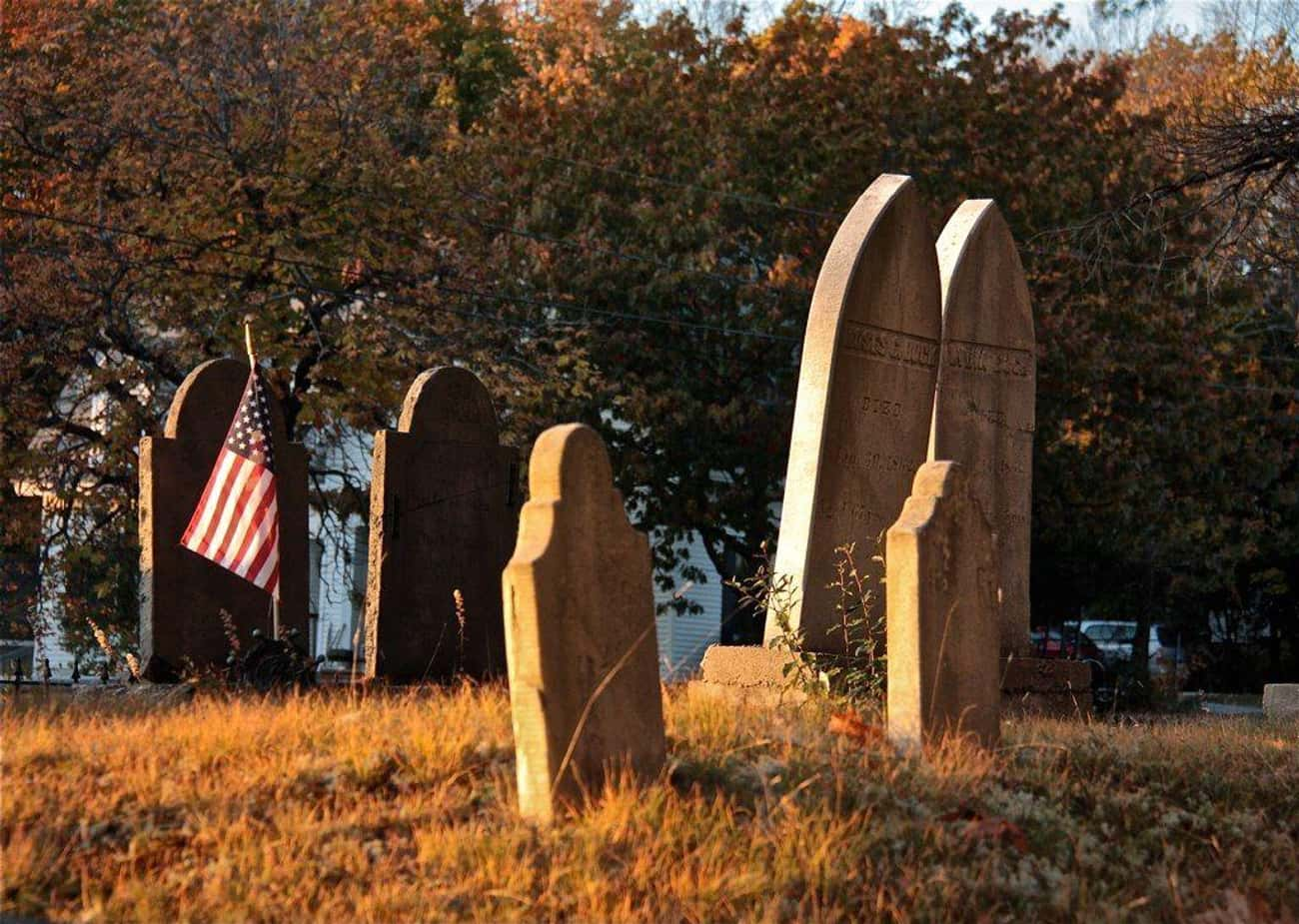 The Bucksport Mill Site is listed (or ranked) 3 on the list Real Burial Grounds And Locations That Could Have Inspired 'Pet Sematary'