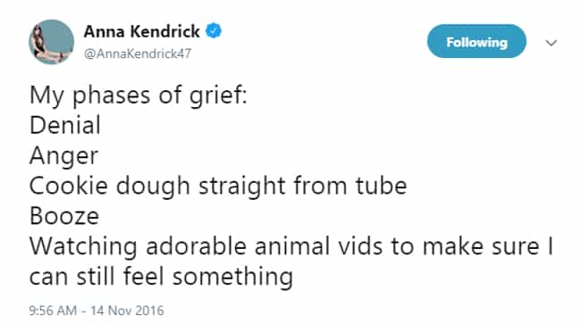She Reinvented The Stages Of G... is listed (or ranked) 3 on the list Times Anna Kendrick Was Exactly As Anna Kendrick As You'd Hoped She'd Be