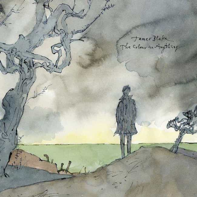 The Color in Anything is listed (or ranked) 4 on the list The Best James Blake Albums, Ranked