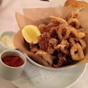 Calamari Fritti is listed (or ranked) 2 on the list The Best Things To Eat At Macaroni Grill