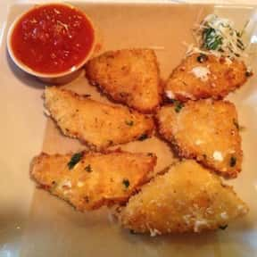 Crispy Fresh Mozzarella is listed (or ranked) 7 on the list The Best Things To Eat At Macaroni Grill