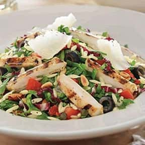 Chicken Florentine is listed (or ranked) 22 on the list The Best Things To Eat At Macaroni Grill