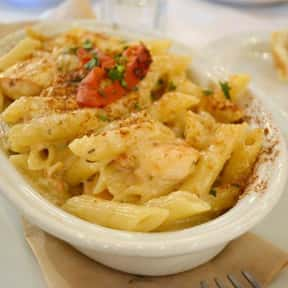 Penne Rustica is listed (or ranked) 5 on the list The Best Things To Eat At Macaroni Grill