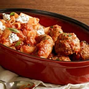 Classic Italian Bake is listed (or ranked) 21 on the list The Best Things To Eat At Macaroni Grill