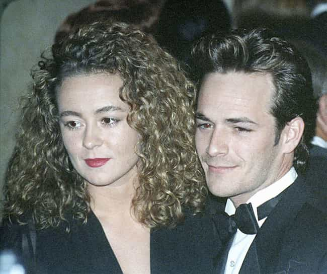 Rachel Sharp is listed (or ranked) 3 on the list Women Who Luke Perry Has Dated